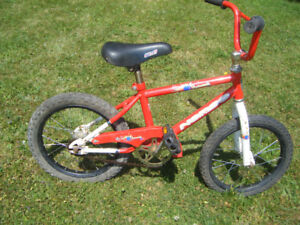 """16"""" Red Norco bike from Hub Cycle ...."""