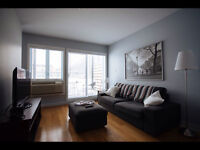 Executive rental. Office. Fitness centre. Interior parking.