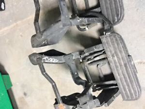 Marche pied en metal / side foot step for FORD F150