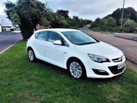 VAUXHALL ASTRA 1.4 EXCITE, Excellent example, MOT Sept 2019, Just serviced 2015