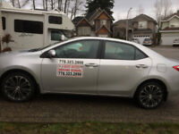 BURNABY DRIVING INSTRUCTOR /CAR RENTAL ROAD TEST-GREAT SERVICE