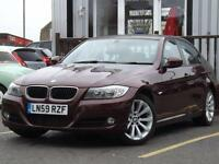 2009 BMW 3 Series 320d SE 4dr 4 door Saloon