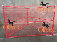 6x9'6L - Temporary Fence Construction Fence Panels for Sale