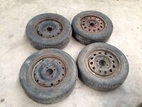 """13"""" Ford Capri/ Sierra /Peugeot wheels"""