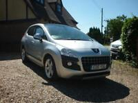 Peugeot 3008 Crossover 2.0HDi ( 150bhp ) Exclusive