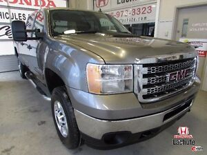 GMC Sierra 2500HD 4X4  NAVIGATION  BLUETOOTH  GARANTIE 36MOIS !!