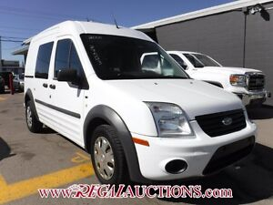 2010 FORD TRANSIT CONNECT XLT WAGON XLT