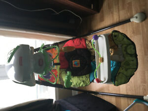 Fisher price electric baby swing
