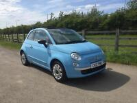 Fiat 500 convertible 2012 low miles finance avaialable from £30 per week