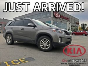 2015 Kia Sorento LX AWD | One Owner | Amazing Condition