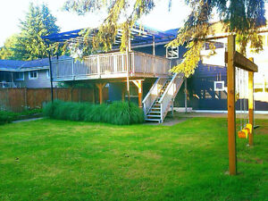 $1250 / 2br - 1000 ft - Port Coquitlam House Ground Level