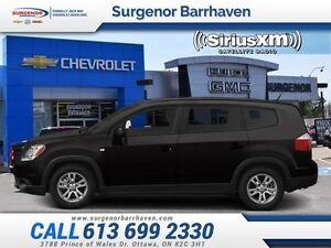 2012 Chevrolet Orlando LT  - SiriusXM -  OnStar