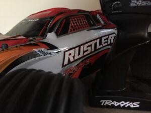 Traxxas Rustler XL-5 For Sale Regina Regina Area image 2