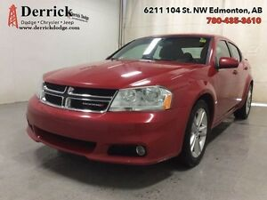 "2012 Dodge Avenger Used SXT Pwr Grp A/C 18"" Alloys $77.37 B/W"