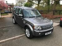 2011 Land Rover Discovery 4 3.0TDV6 ( 242bhp ) 4X4 Auto 2010MY HSE MOT 5/19