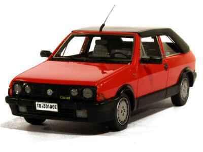 FIAT RITMO 100S SUPERCABRIO BERTONE 1985 RED METAL KESS KE43010041 1/43 ROSSO na sprzedaż  Wysyłka do Poland