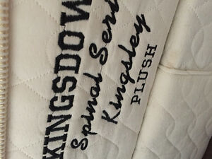 Kingsdown Twin Mattress Set