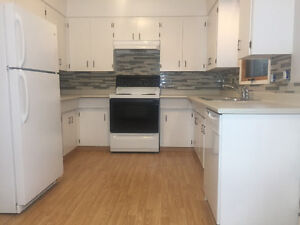Our Gem 2 bdrm south w/ heated 23x25 garage renovated