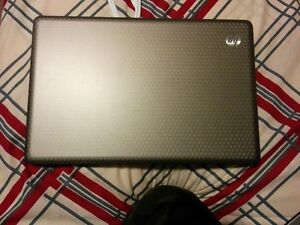 hp g62 laptop with charger