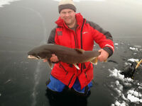 Trout and Salmon fishing charters in Eastern Lake ontario
