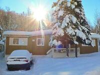 Chalet à vendre, Domaine Habitations des Monts à St-Sauveur