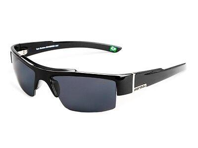 New Mormaii Atol Men's Sport UV400 Eyewear Sunglasses Frame Color Shiny Black
