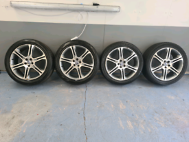 "20"" Volvo xc90 sport alloys 5x108"