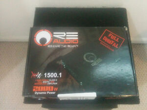 12 inch subwoofer with amp