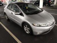 Honda Civic 2.2i-CTDi ES 2007 Full History 1 Yr MOT 6 Months Warranty