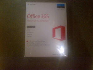 Office 365, 1 year Personal Subscription