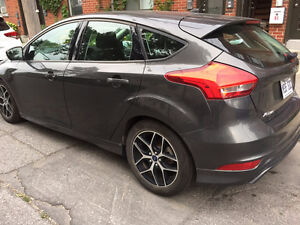 2015 Ford Focus SE transfert de bail ***Sep $ + Oct $ inclus***