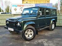 2009 Land Rover Defender 110 2.4 TD County Station Wagon 5dr SUV Diesel Manual