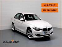 2014 14 BMW 3 SERIES 2.0 316D ES 4D 114 BHP DIESEL