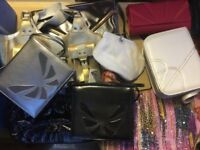 Lot of nine handbags all excellent condition