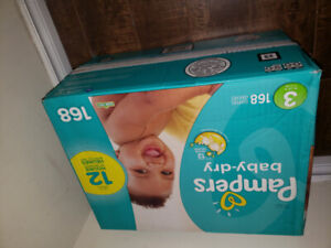 Diapers size # 3