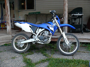 2008 Yamaha WR 250F for sale $3,500