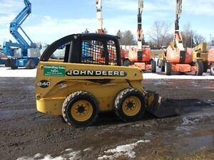 John Deere 240 Skid Steer #1351