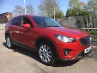 2014/14 Mazda CX-5 2.2TD 2WD Nav Sport