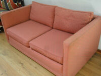 comfortable two-seater sofa