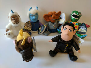 Star Trek Alien Beans, Series One Complete Set of 6