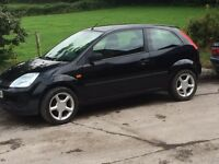 Fiesta 1.25 very low miles, 12month m.o.t