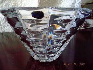 Bohimia Lead Crystal bowl for sale Kingston Kingston Area image 1