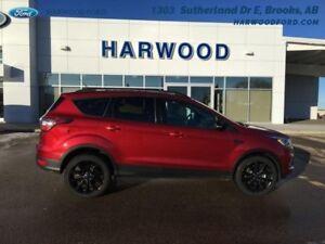 2017 Ford Escape Titanium  - NAVIGATION -  HEATED SEATS - $213.3