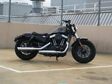 2016 HARLEY-DAVIDSON FORTY EIGHT Cannington Canning Area Preview