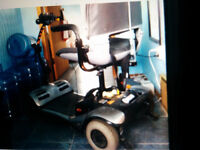 Electric Wheelchair/Scooter - Shoprider GK8