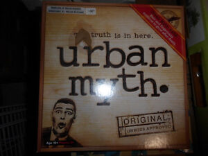 Various (board) games (kids and adult) $ 2 - $ 5