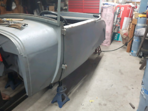 1929 Model A Roadster project