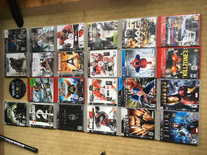 24 PS3 games (great prices!)