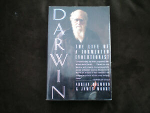 Darwin : The Life of a Tormented Evolutionist * Adrian Desmond