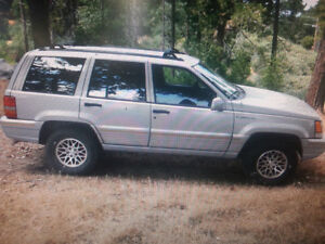 Jeep Grand Cherokee Limited $600
